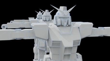 RX-78-2_LODs_Render_05